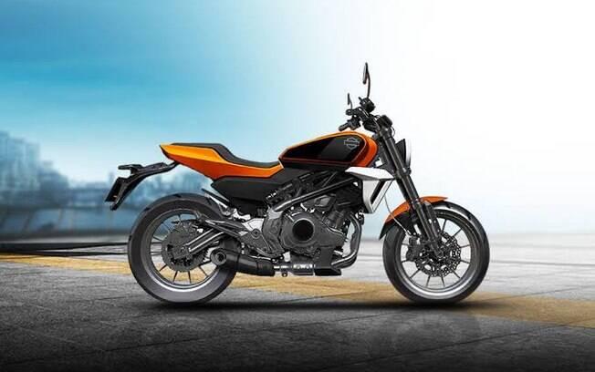 Harley-Davidson de baixa cilindrada será a primeira da marca a explorar o segmento das esportivas de baixo custo