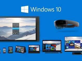 Desenvolvedores podem criar um único aplicativo que pode ser dimensionado em todos os dispositivos Windows 10, adaptando-se automaticamente aos tamanhos de tela
