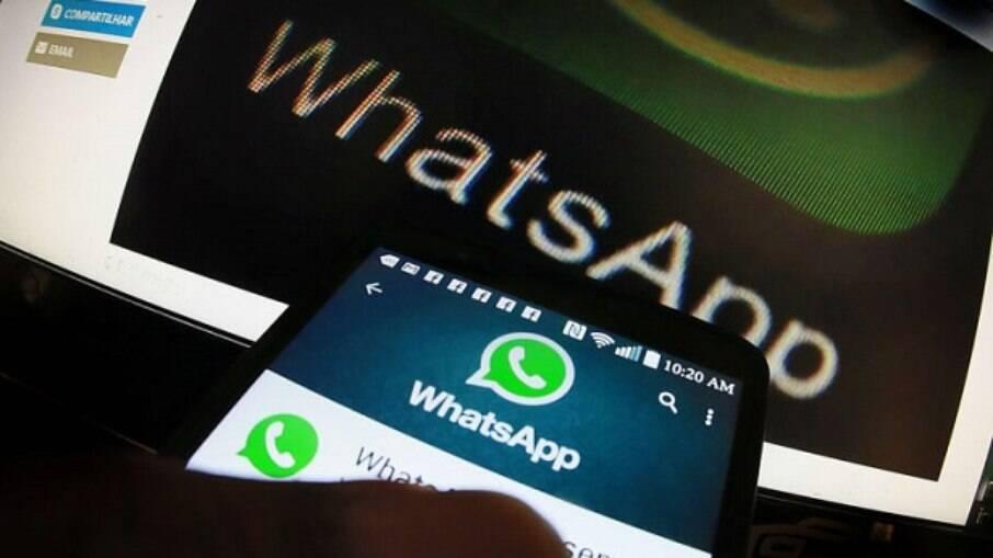 WhatsApp fez disparo de mensagens durante as eleições de 2018