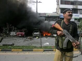 Atentado contra duas igrejas no Paquistão foi reivindicado pelo Taleban