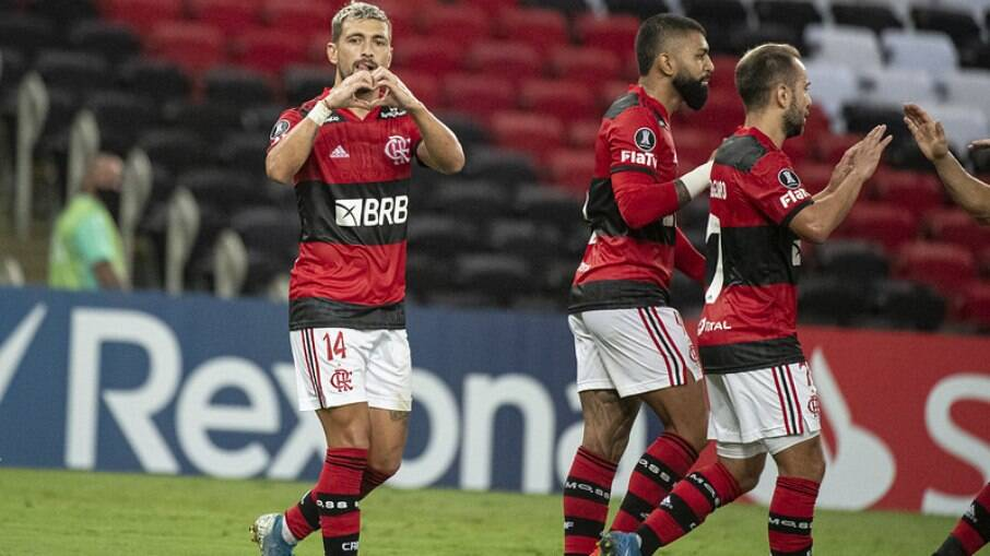 Flamengo supera times da NBA em engajamento nas redes sociais