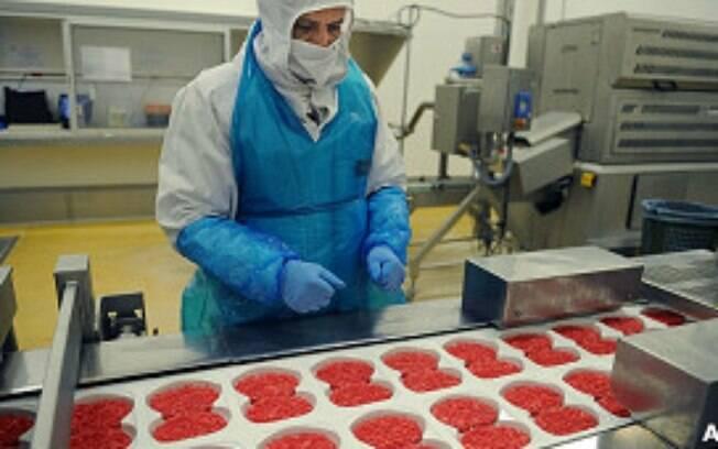 Carne processada. Foto: BBC