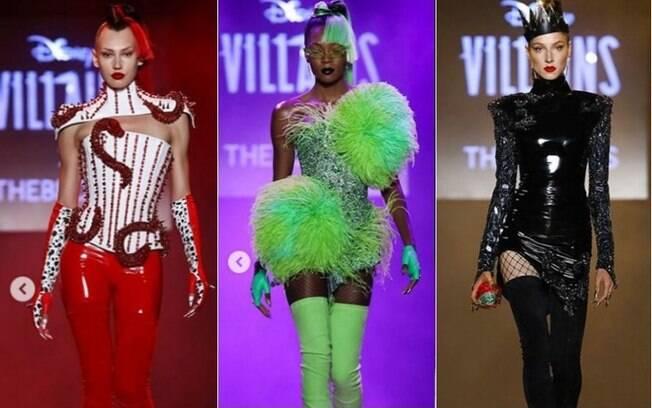 Fashion week: atenção aos detalhes da coleção da grife The Blonds chamou atenção