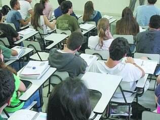Inep espera ter 8,2 milhões inscritos no exame, um crescimento de 13,8% em relação aos 7,2 milhões de 2013