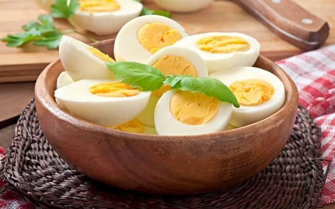 Alimentos afrodisíacos: ao combater o estresse, os ovos ajudam a ter mais disposição para o sexo