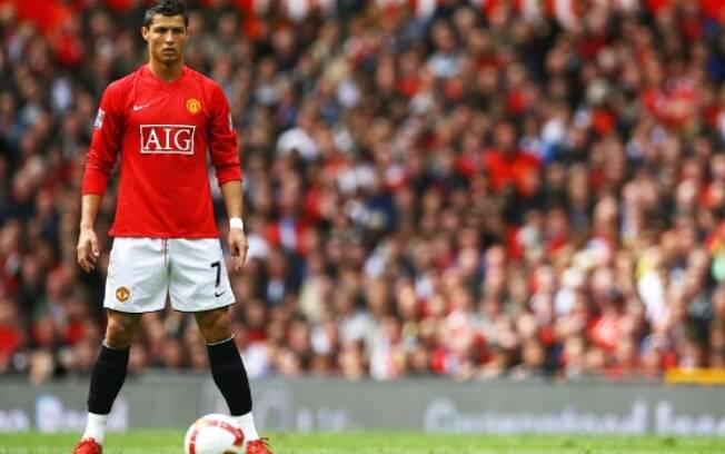 Manchester United sonha com a volta de Cristiano Ronaldo