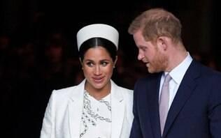 Mensagem no Instagram indica chegada de filho de Meghan Markle e Príncipe Harry