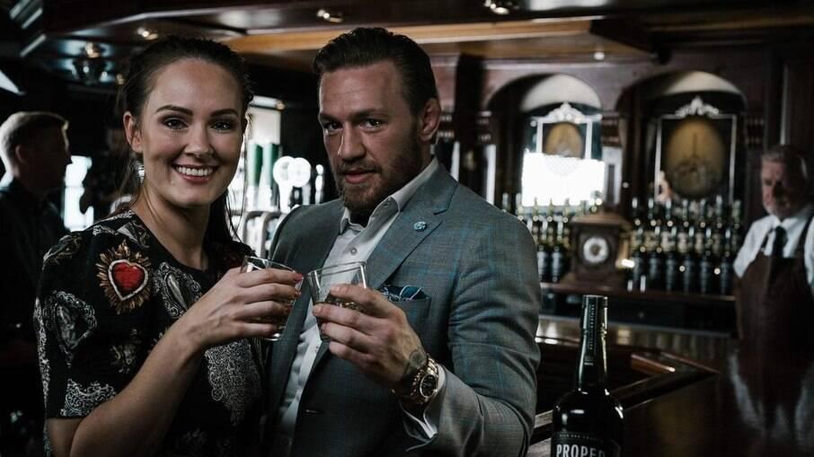 McGregor e esposa estão juntos desde 2008