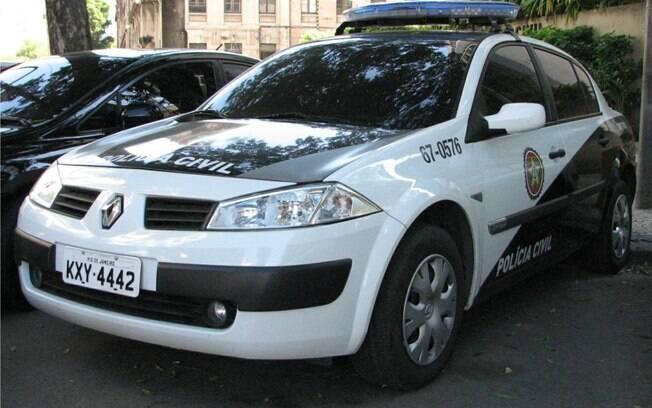 Viatura da polícia civil do Rio, imagem ilustrativa