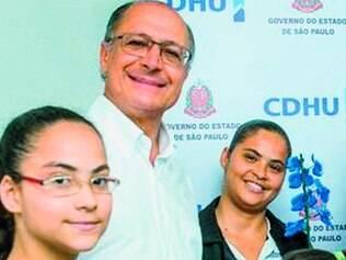 Agenda. Desde a eleição, Alckmin tem reservado dois dias na semana para inaugurar ou prometer obras