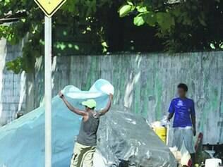 Moradores de rua da cidade responderão a um questionário da PBH