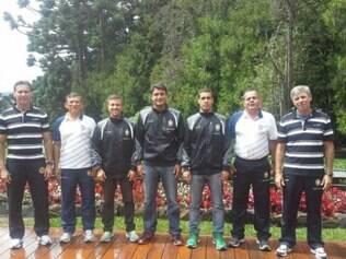 O juiz Sandro Meira Ricci e os auxiliares Emerson Augusto de Carvalho e Marcelo Carvalho Van Gasse representarão o Brasil no Mundial de seleções