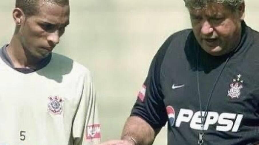 Técnico Geninho comandou diversas equipes no futebol brasileiro
