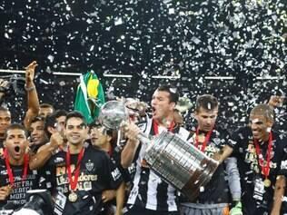Título da Libertadores valorizou a marca do Atlético