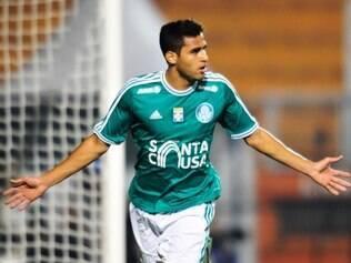 Alan Kardec deve permanecer no Palmeiras