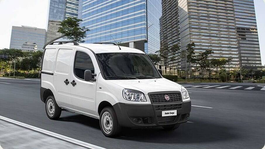 Fiat Doblò Cargo: ainda é  fabricado, mas deverá sair de linha no fim do ano junto com Uno e Grand Siena