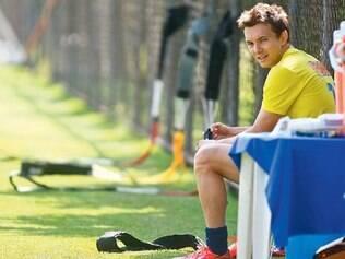 Contusão de Dagoberto aconteceu em um momento que o atacante vinha fazendo muitos gols pela equipe do Cruzeiro