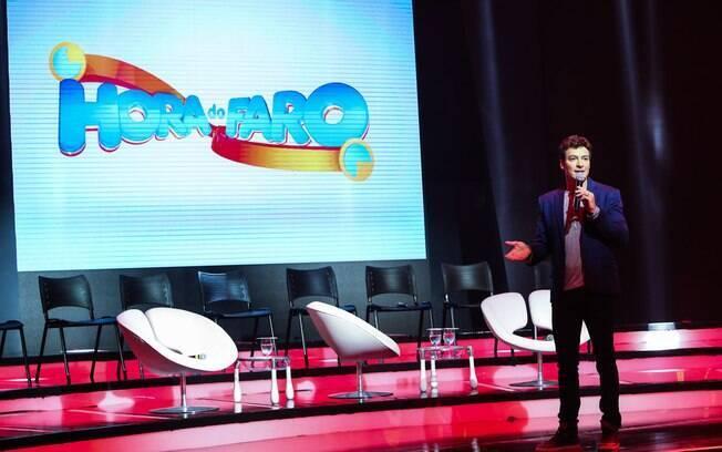 Comandando 'A Hora do Faro', Rodrigo fatura mais de R$ 1 milhão