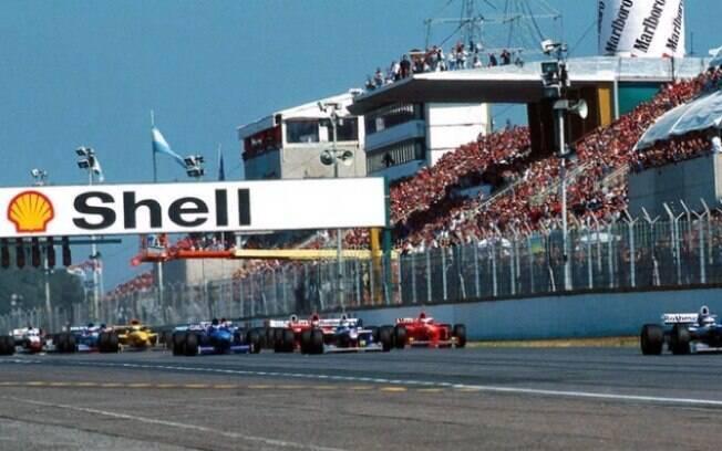GP da Argentina de 1998 foi a última prova da Fórmula 1 no país