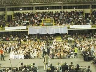 Milhares de pessoas participaram da Escola Bíblica no ano passado