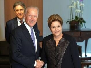 Dilma e vice-presidente dos EUA devem ter novo encontro