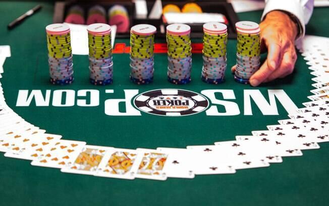 Poker, esporte da mente