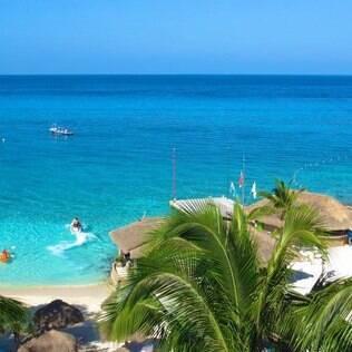 Diz a lenda que Cozumel é o primeiro lugar do México a receber os raios de sol, a cada manhã