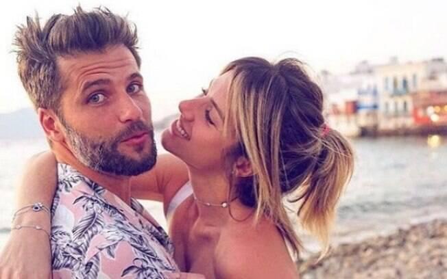 Giovanna Ewbank e o esposo Bruno Gagliasso ficaram um tempo separados após o ator trair e loira em 2012