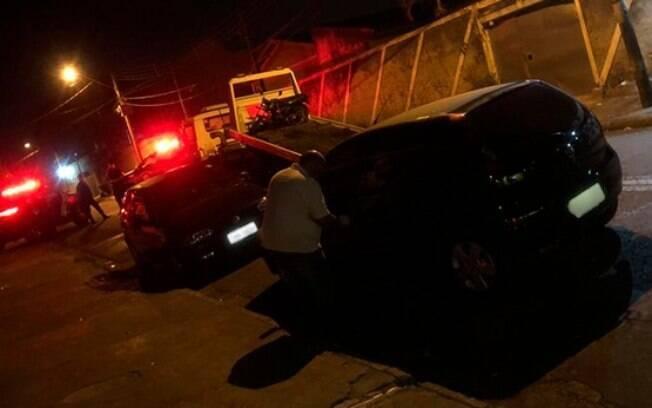 Nove veículos foram apreendidos durante operações da lei do Pancadão