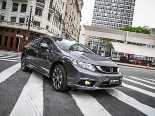 Honda Civic EXR 2015