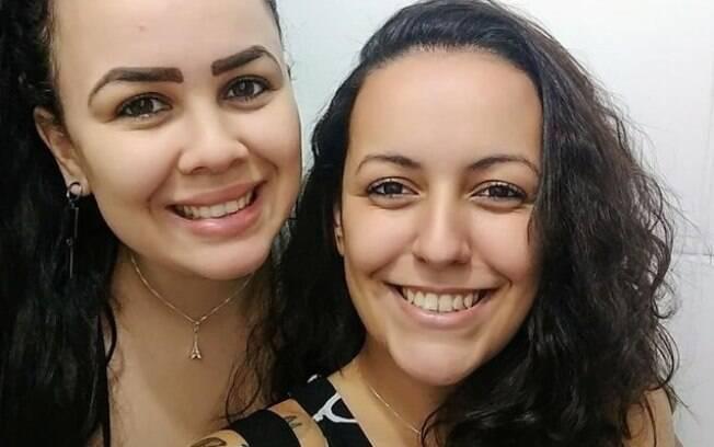 Carina e Flávia foram presas temporariamente pela polícia