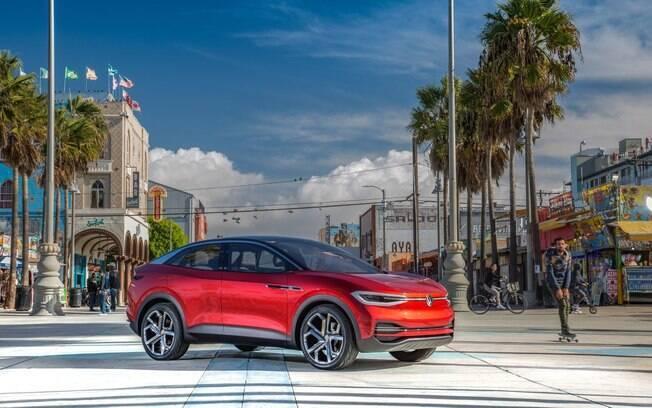 Novo SUV elétrico será um carro estratégico para a marca alemã em alguns mercados, entre os quais o americano