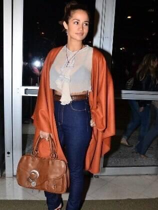 Nanda Costa desconversou sobre o cachê milionário para a 'Playboy'