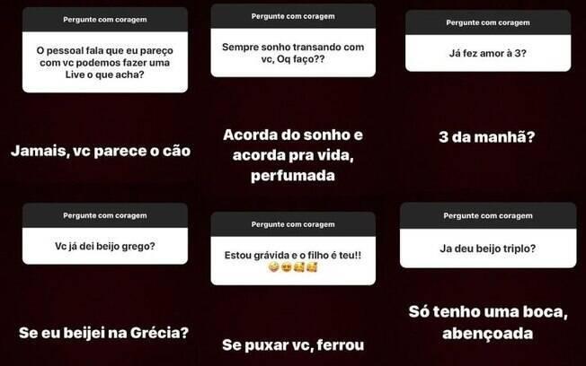 Respostas de Luiz Bacci
