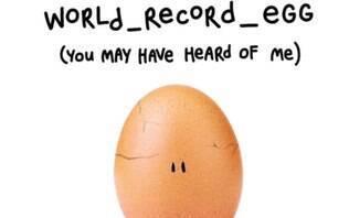 Lembra do ovo do Instagram? Foto faz parte de campanha sobre saúde mental; veja