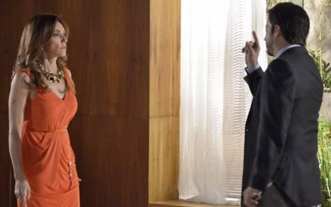 Tereza Cristina dá piti ao saber que Griselda comprou mansão no Marapendi Dreams