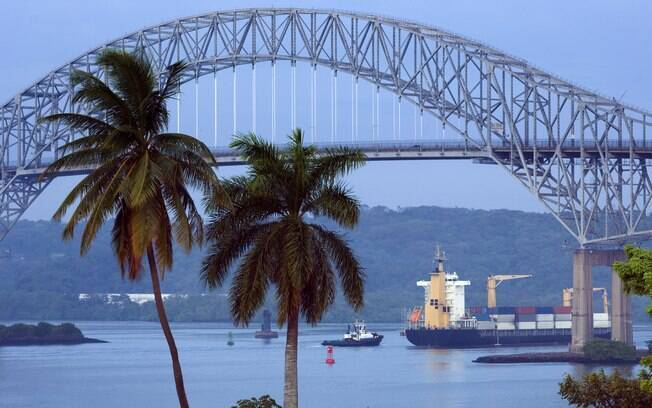 Muitas das atrações turísticas no Panamá giram em torno de seu famoso canal
