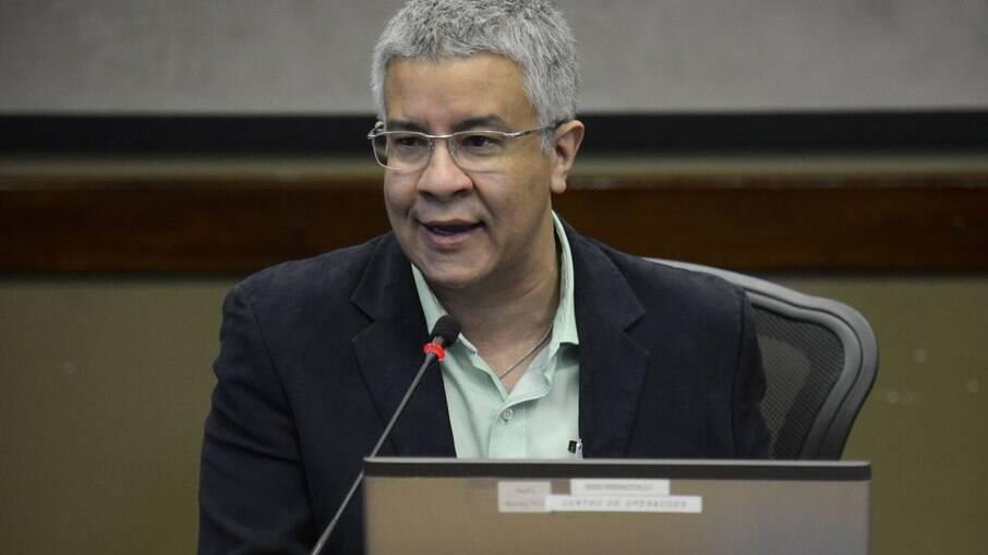 Wanderson Oliveira, ex-secretário de Vigilância em Saúde do Ministério da Saúde