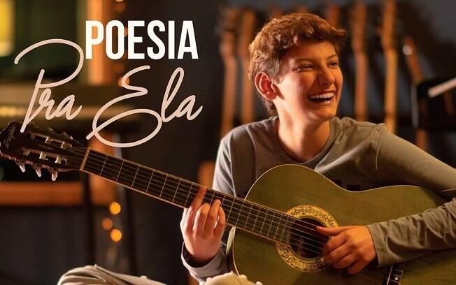Capa do novo single de João Napoli