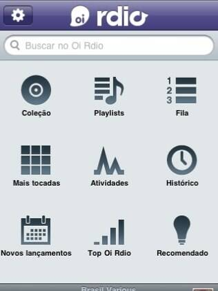 OiRdio tem aplicativos para iPhone, Android, BlackBerry e Windows Phone