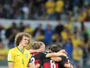 Esportes - Belo Horizonte, Mg. Copa do Mundo. Brasil vs Alemanha no estadio mineirao em Belo Horizonte pela semi final da copa do mundo. Fotos: Leo Fontes / O Tempo - 8.7.14