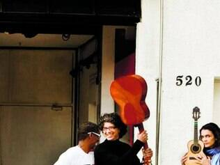 Vitor, Beto e Letícia se inspiram na batida urbana de Noel Rosa