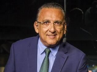 Galvão Bueno está fora do jogo do Brasil