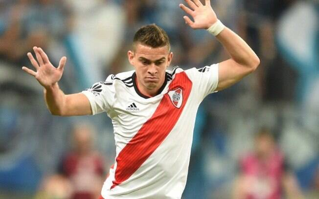 Grêmio perdeu do River Plate com gol de Borré