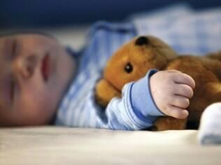 Rotina nos horários de sono ajuda a criança a se desenvolver melhor