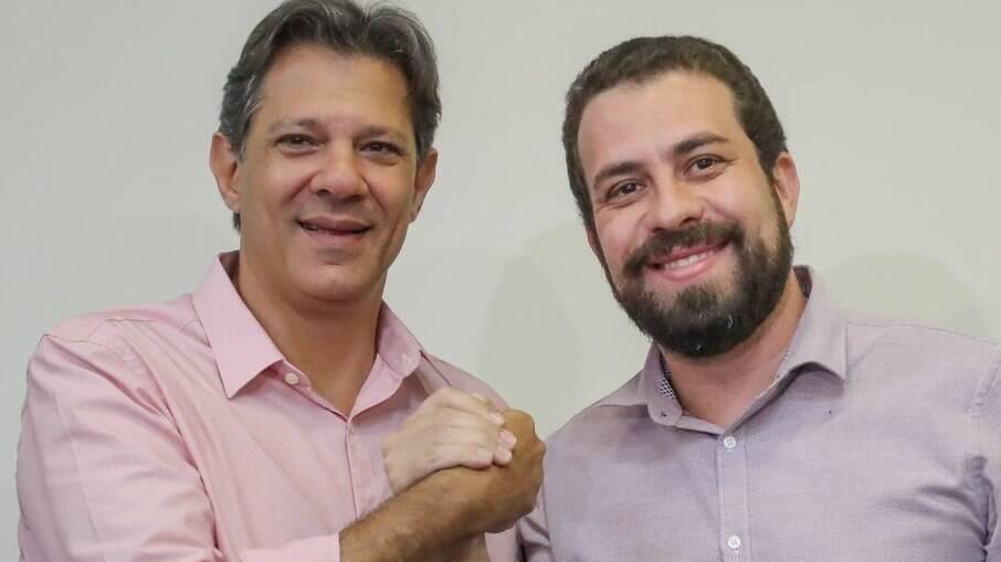 PT quer Haddad e PSOL juntos em SP e propõe apoio a Boulos em 2024
