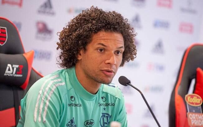 Justiça determinou pagamento de Willian Arão ao Botafogo