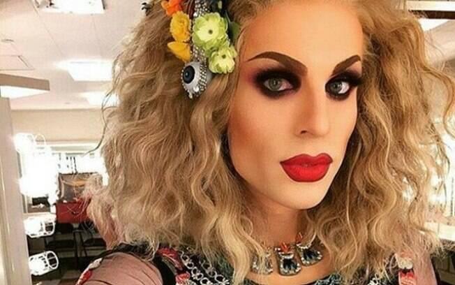 A russa Katya conquistou o coração de muitos fãs do reality