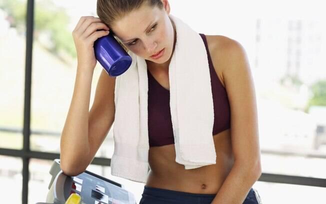 Cansar-se com facilidade depois de pequenos esforços pode ser um sinal de hipertensão. Foto: Getty Images