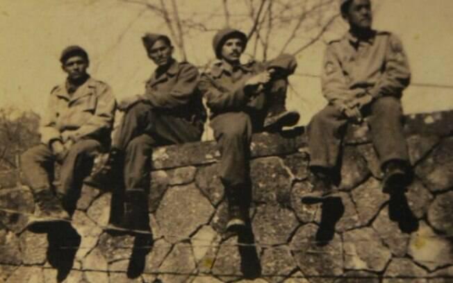 Albuquerque foi um dos 25 mil soldados da Força Expedicionária Brasileira (FEB)